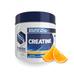 Inventor Nutrition Creatine narancs (420 g)