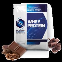 Inventor Nutrition Whey Protein Concentrate fehérje italpor - csokoládé (30 g)