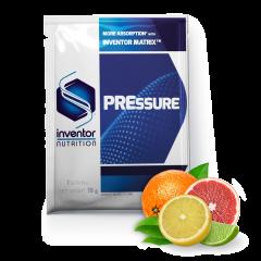 Inventor Nutrition PREssure energizáló italpor citrus (15 g)