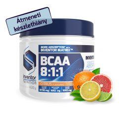 Inventor Nutrition BCAA 8:1:1 aminosav frissítőital - citrus (420 g)