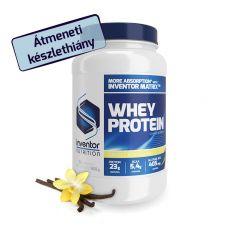 Inventor Nutrition Whey Protein concentrate fehérjepor Vanília (960 g)