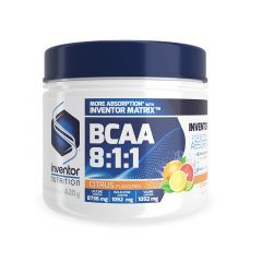 Inventor Nutrition BCAA 8:1:1 aminosav frissítőital (420 g)