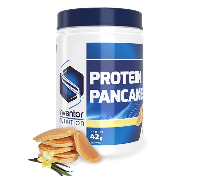Inventor Protein Pancake