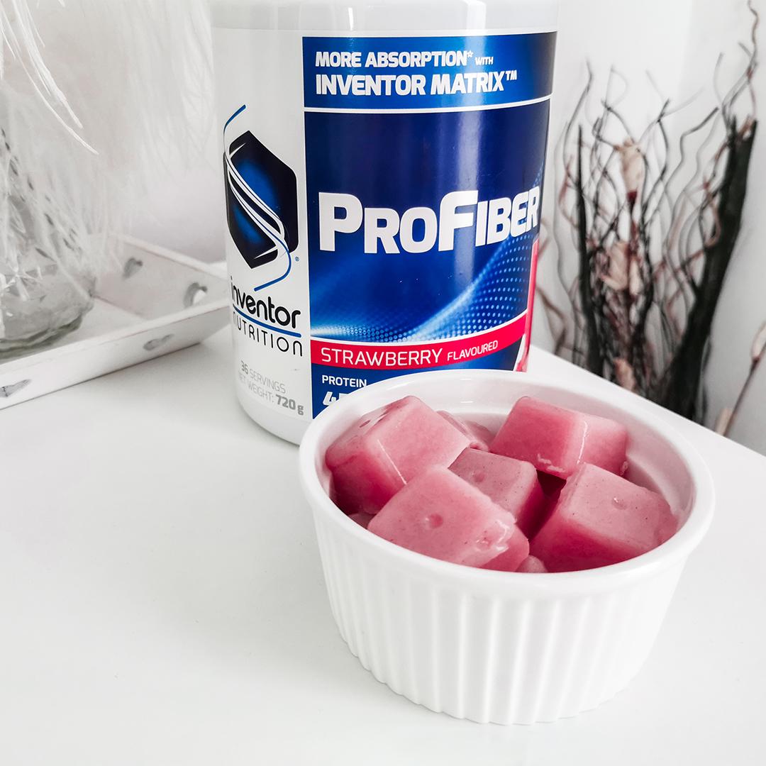 Inventor Nutrition Profibre-ből akár fehérjekocka is készíthető