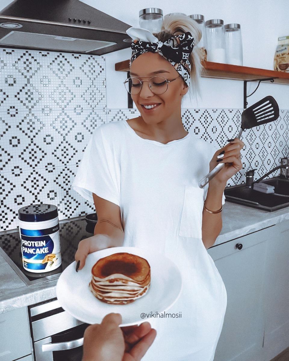 Inventor Nutrition protein palacsinta, amivel büszkélkedni lehet a család előtt - gyors, kényelmes és finom palacsinta